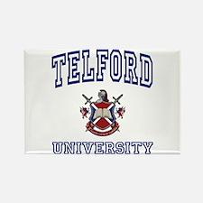 TELFORD University Rectangle Magnet