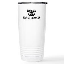 Cute Family nurse practitioner Travel Mug