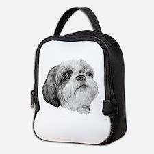 Shih Tzu Neoprene Lunch Bag