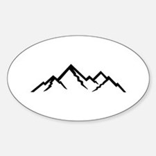 Mountains Bumper Stickers