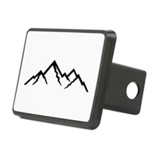 Mountains Hitch Cover