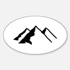 Mountains Stickers
