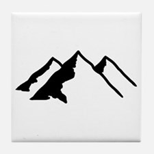 Mountains Tile Coaster