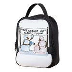 Melting the Pounds Neoprene Lunch Bag