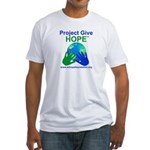 Project Give HOPE™ Fitted T-Shirt