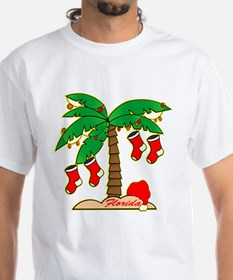 Florida Christmas Tree Shirt