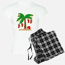 Florida Christmas Tree Pajamas