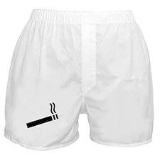 Cigarette smoking Boxer Shorts