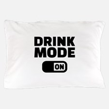 Drink mode on Pillow Case
