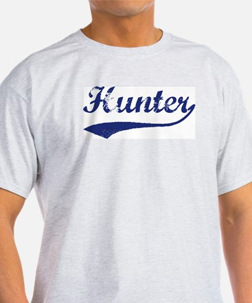 Hunter - vintage (blue) T-Shirt