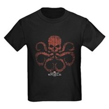 HYDRA Logo Alien Writing T