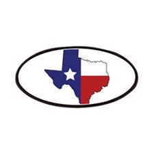 Lone Star State Patches