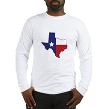 Lone Star State Long Sleeve T-Shirt