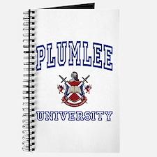 PLUMLEE University Journal