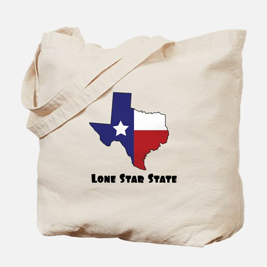 Lone Star Texas Tote Bag