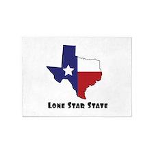 Lone Star Texas 5'x7'Area Rug