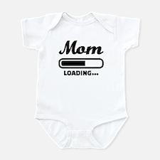 Mom loading pregnant Infant Bodysuit