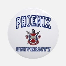 PHOENIX University Ornament (Round)