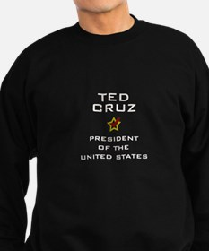 Ted Cruz President USA V2 Sweatshirt
