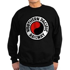 Unique Train stations Sweatshirt