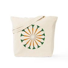 14 Carrot Ring Tote Bag