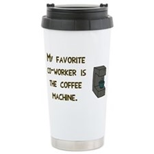 Favorite co-worker Travel Mug