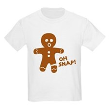 Unique Oh snap T-Shirt