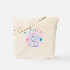 Boy or Girl Tote Bag