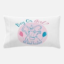 Boy or Girl Pillow Case