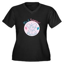 Its a Suprise Plus Size T-Shirt
