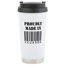 Funny Ecuador Travel Mug