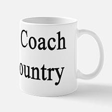 Born To Coach Cross Country  Mug