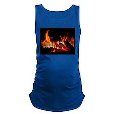Campfire Maternity Tank Top