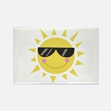 Smile Sun Magnets