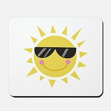 Smile Sun Mousepad