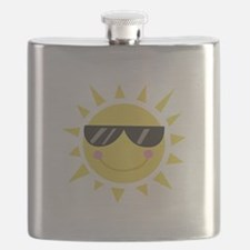 Smile Sun Flask