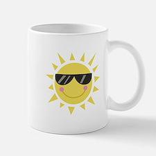Smile Sun Mugs