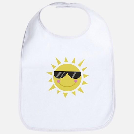 Smile Sun Bib