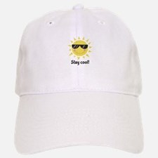 Stay Cool Baseball Baseball Baseball Cap