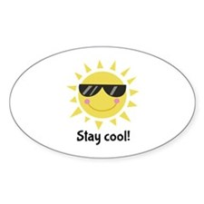Stay Cool Decal