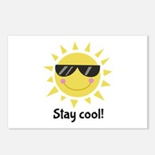 Stay Cool Postcards (Package of 8)