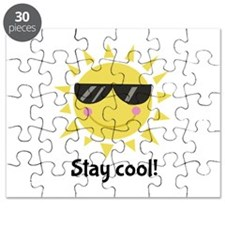 Stay Cool Puzzle