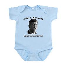 JFK Power Infant Bodysuit
