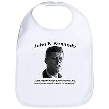JFK Power Bib