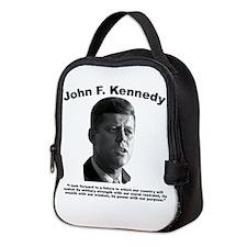 JFK Power Neoprene Lunch Bag