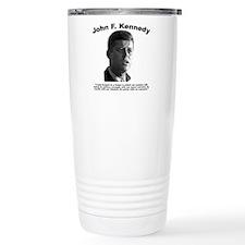 JFK Power Travel Mug