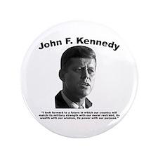 """JFK Power 3.5"""" Button (100 pack)"""