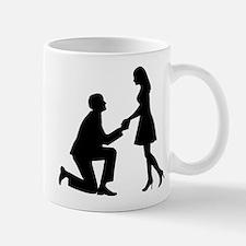 Wedding Marriage Proposal Mug