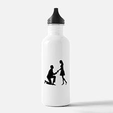 Wedding Marriage Propo Water Bottle