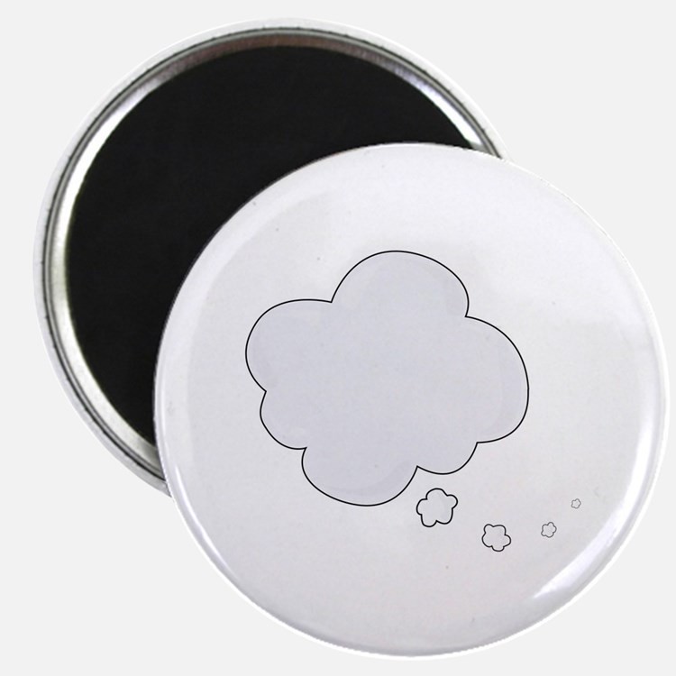 Thought Bubble Magnets